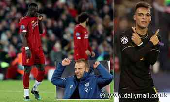 Liverpool yet to replicate their domestic form plus 10 things we learned from the Champions League