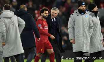Napoli boss Carlo Ancelotti reveals how to make Liverpool controllable