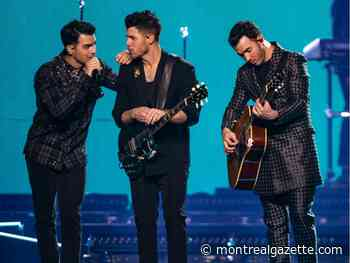 Concert review: Jonas Brothers unleash their boyish charms on the Bell Centre