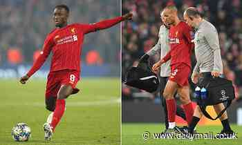 Fabinho's injury could derail Liverpool but Naby Keita has a chance to show why Klopp spent £55m
