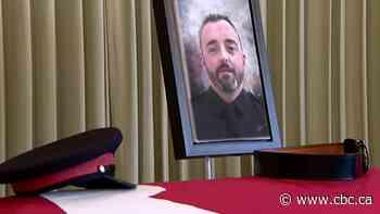 Edmonton police finish internal investigations into Const. Dan Woodall's death