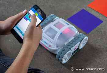 Sphero's RVR Programmable Coding Robot Car Is $50 Off for Black Friday