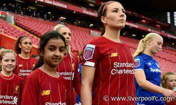 Keep your LFC Women's derby ticket for free West Ham entry