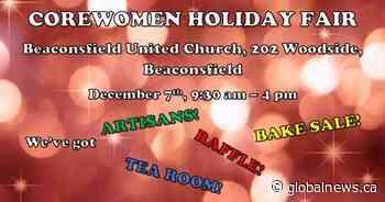 Core Women Holiday Craft Fair