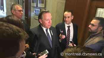 Focus on the Winnipeg Jets, not Bill 21, Quebec Premier tells Manitoba