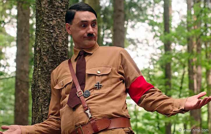 "Taika Waititi was ""embarrassed"" to play Adolf Hitler in 'Jojo Rabbit'"