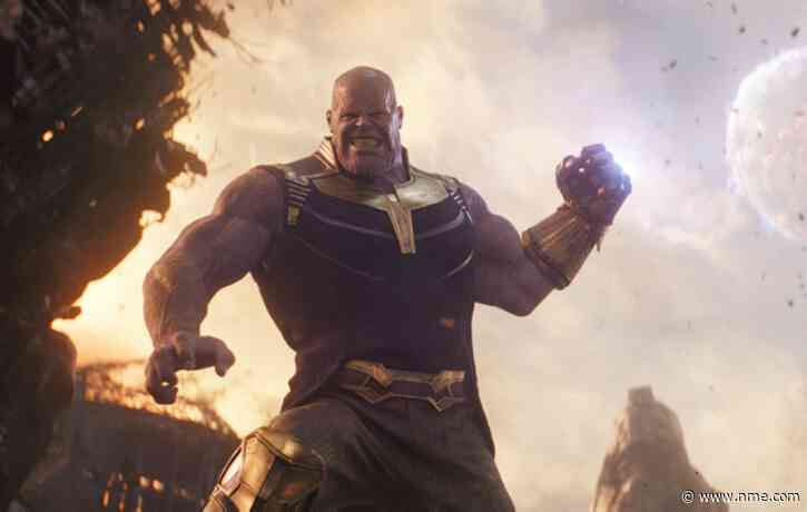 See what a young Thanos looks like in new 'Avengers: Infinity War' concept art