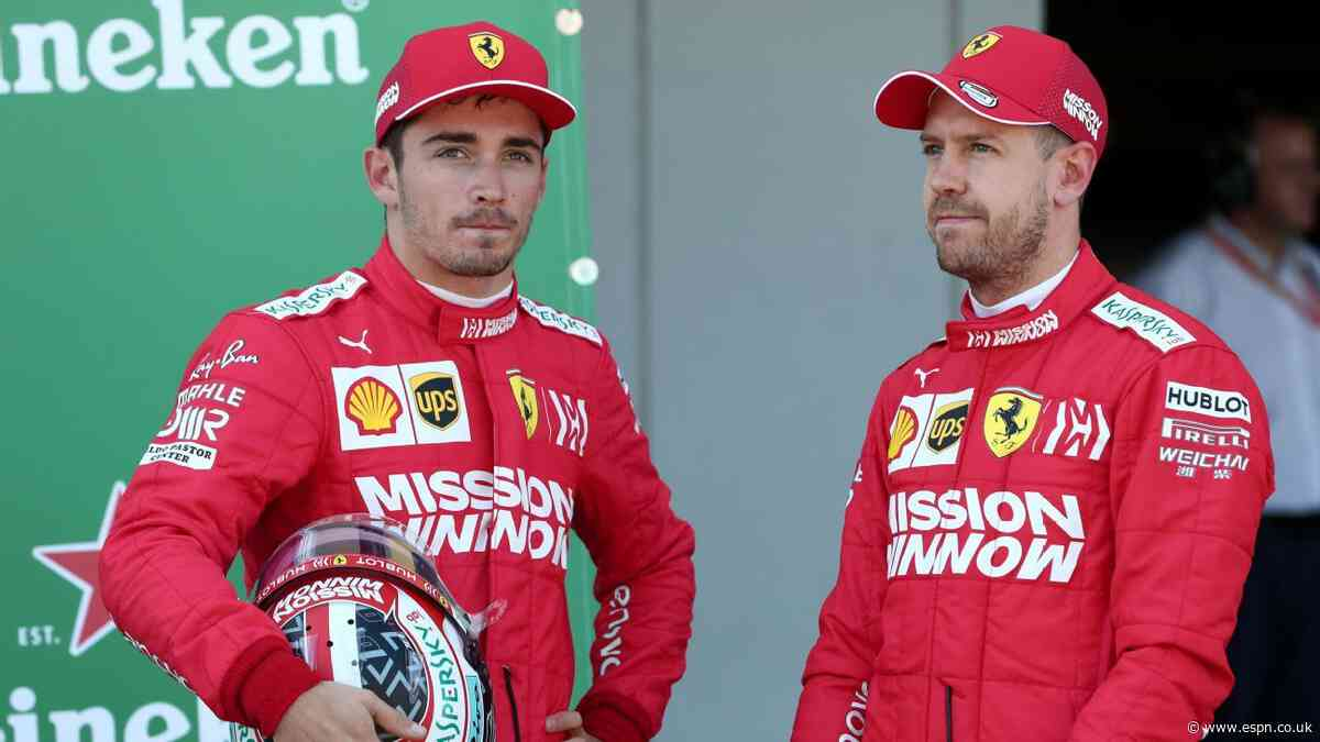 Leclerc: Vettel knows he could have avoided clash