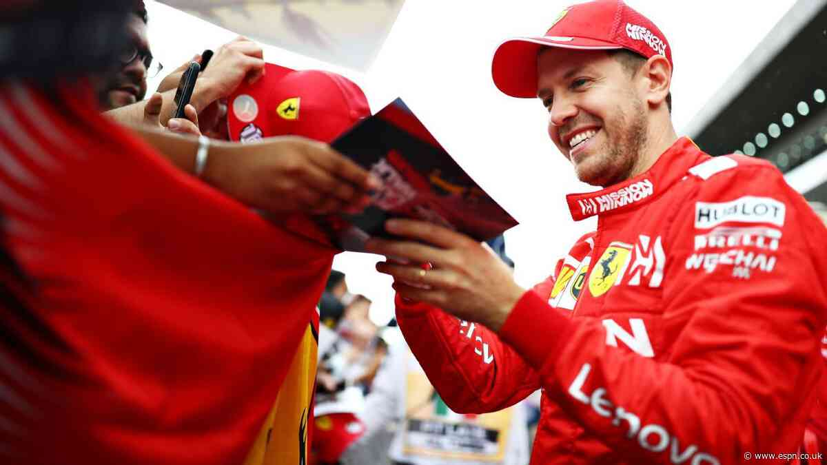 Vettel misses media day for birth of third child