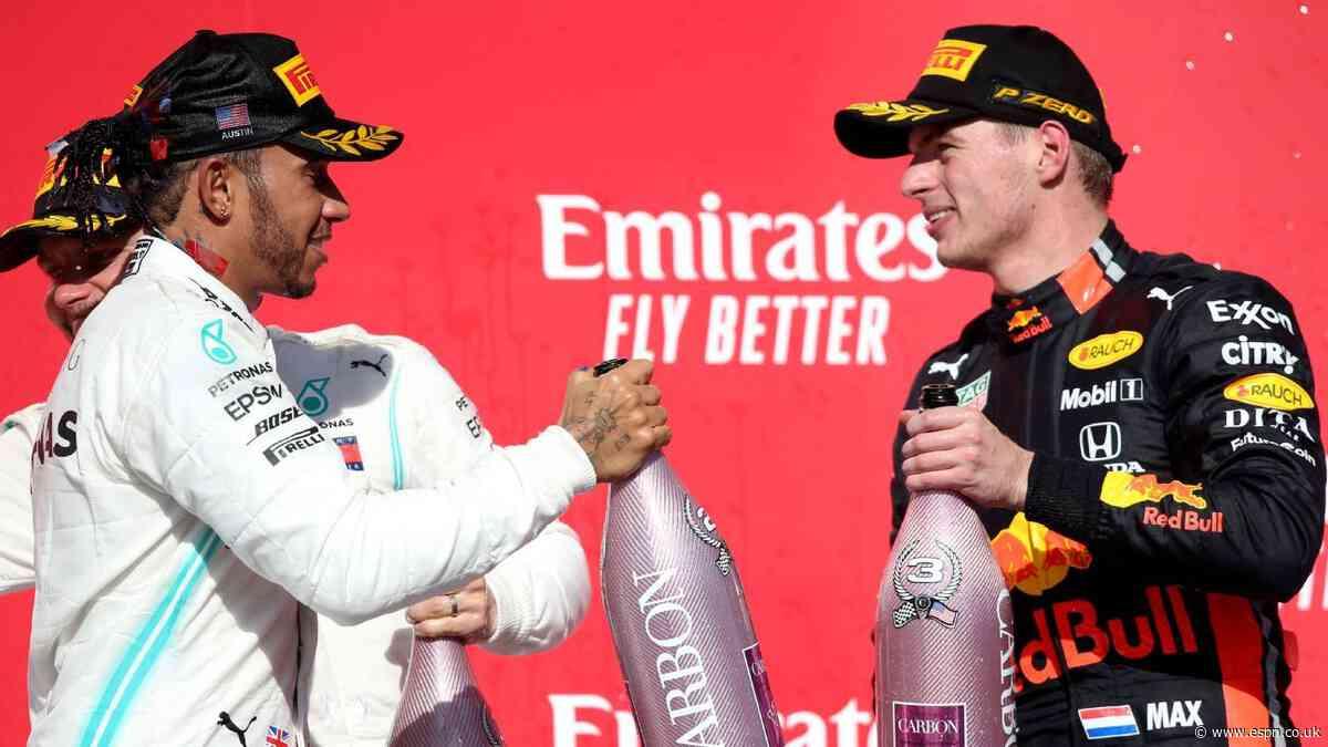 Power Rankings: Hamilton has met his match in Verstappen
