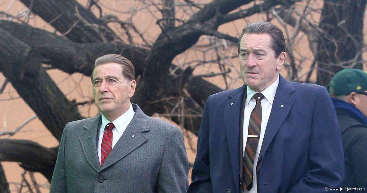 Here's How Robert De Niro Looks So Tall in 'The Irishman'