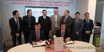 Partenariat signé entre Huawei et Polytech