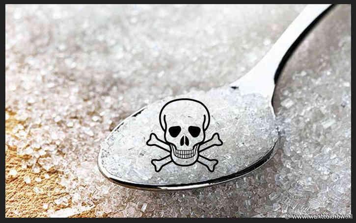 De verwoestende werking van suiker op het lichaam..!