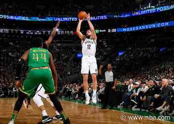 Nets vs. Celtics: Brooklyn Goes Back-to-Back Vs. Boston