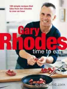 Gary Rhodes – a tragic fall