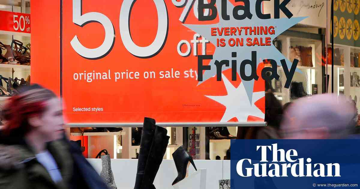 Buy Nowt protest urges Yorkshire shoppers to ignore Black Friday