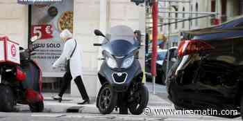 Stationnement des deux-roues: grosse opération ce jeudi dans le vieux-Nice, déjà 4.500 PV cette année