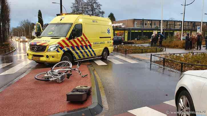 Fietsster zwaargewond bij aanrijding in Druten