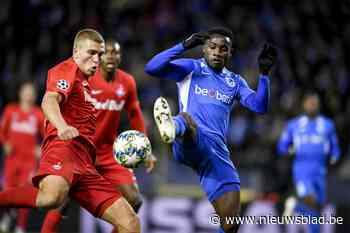 Geen incidenten tijdens Champions League KRC Genk- FC Salzburg