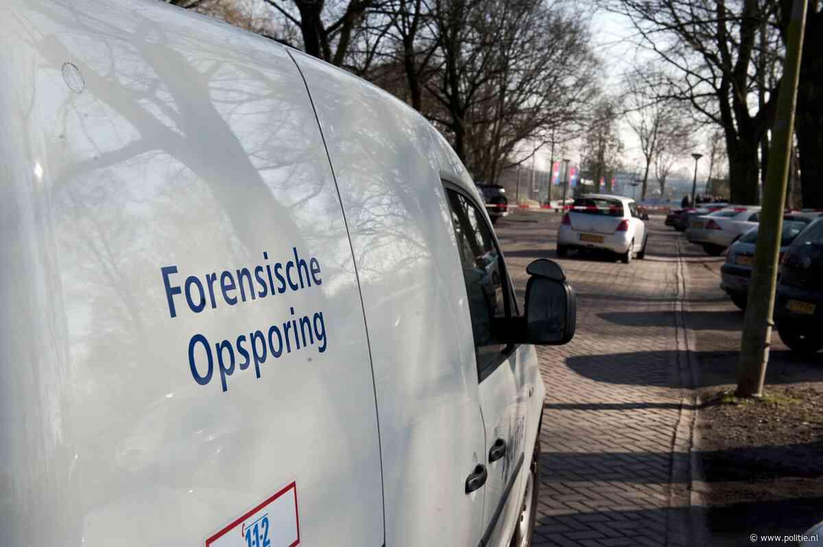 Eindhoven - Onderzoek naar dode man op Fuutlaan