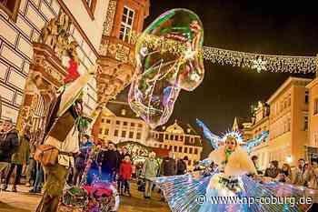 Winterzaubernacht Coburg: Shoppen mit viel Show
