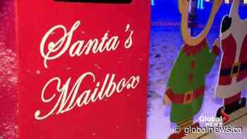 Pierrefonds Christmas light show lifts spirits