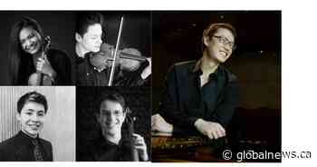 Lakeshore Chamber Music Society presents Persée String Quartet with Philip Chiu, piano