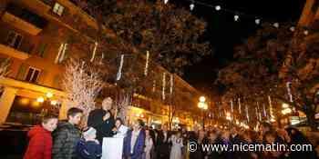Top départ des illuminations de Noël à Cagnes-sur-Mer