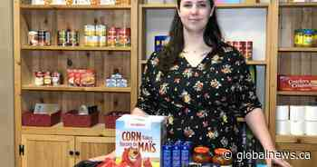 On-campus food bank sees increase in number of N.B. college students struggling to buy food