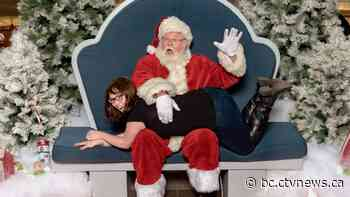 Naughty list: B.C. mall fires 'fun-loving' Santa over cheeky pictures