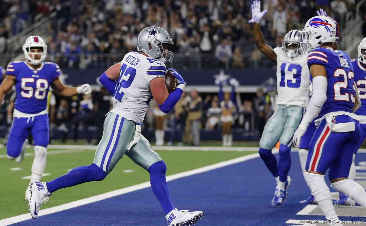 Cowboys off to a fast start today, scoring on first possession