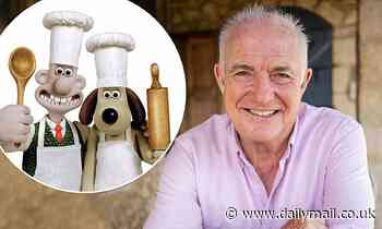 Say cheese, Gromit! Books to stir every cook's heart