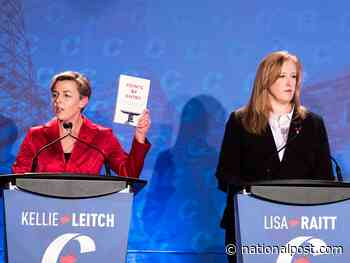 Burst of populism in Conservative leadership race has changed the party: Lisa Raitt
