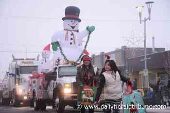 Holiday season kicks off with festivities throughout region