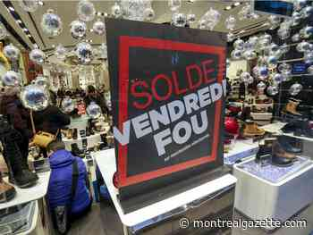 Black Friday: Montreal retailers resent customers who try it on for size then buy online