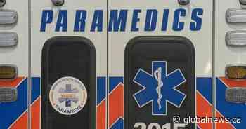 Saskatoon paramedics urge caution after spike in slips and falls