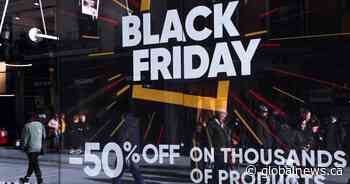 Canadian shoppers turn to Black Friday for holiday shopping more than Boxing Day