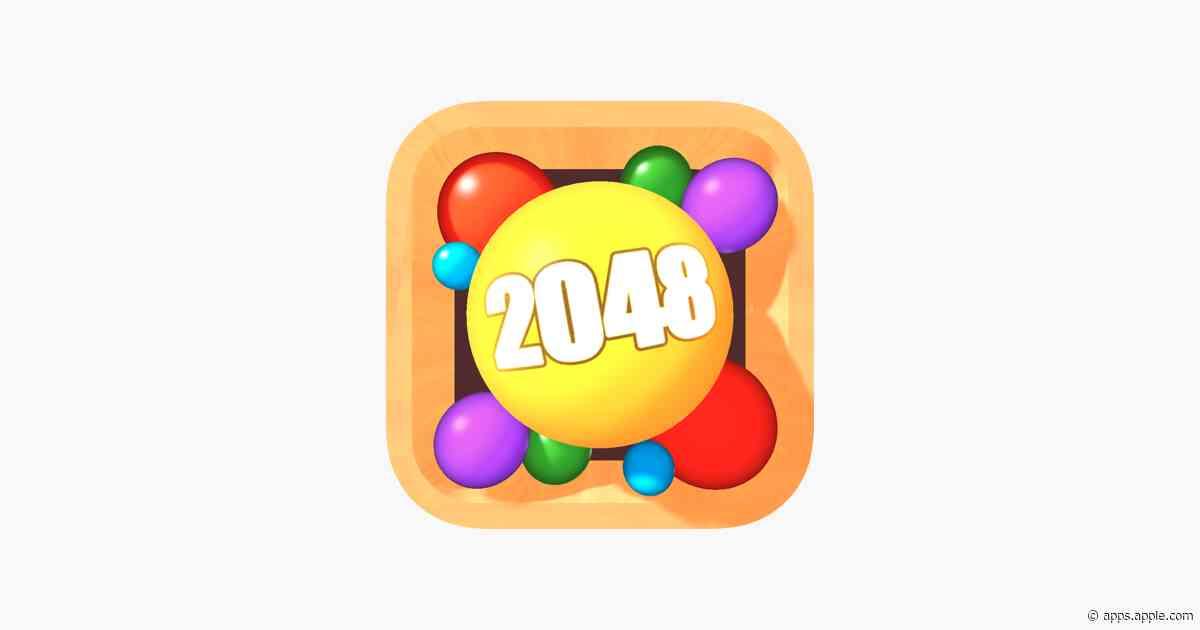 2048 Balls 3D - Voodoo