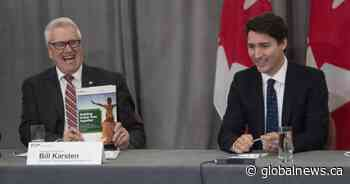Cities send Trudeau a wish list for Liberals' first 100 days in office