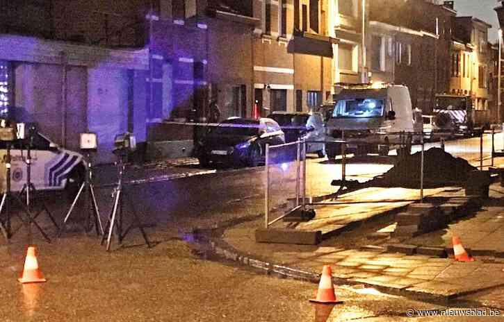 Woning beschoten in Ekeren, granaat door raam gegooid in Deurne
