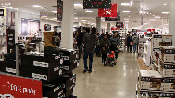 'I'm Here For A Gamble': Local Retailers Attract Early Thanksgiving Day Shoppers