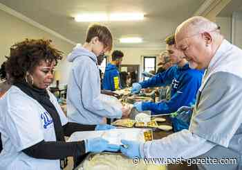 The Miracle of the Mashed Potatoes: Coraopolis church feeds more than 500 on Thanksgiving
