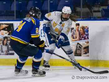Winter Thunderland: Fischer aims to reel in women's hockey title in final season with UBC