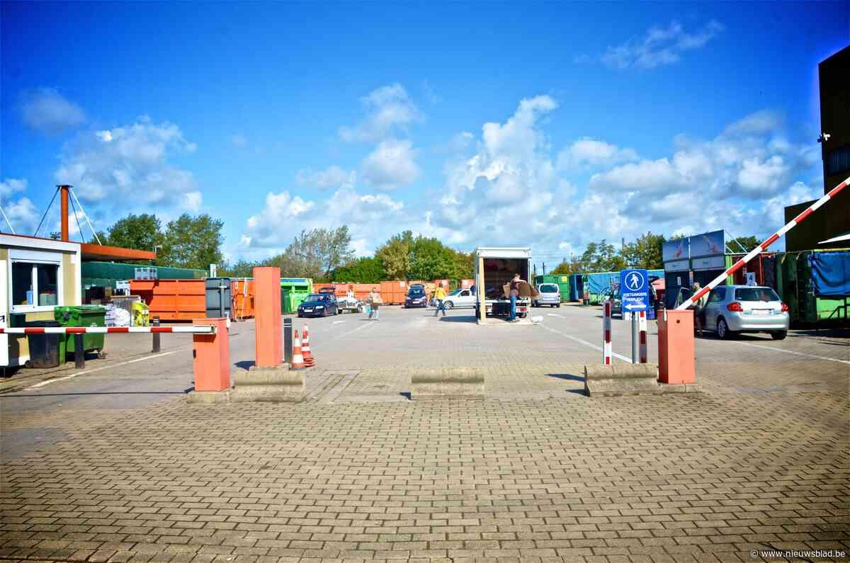 """Oostendenaar mag nog 'slechts' 12 keer per jaar naar containerpark: """"Te veel misbruik"""""""