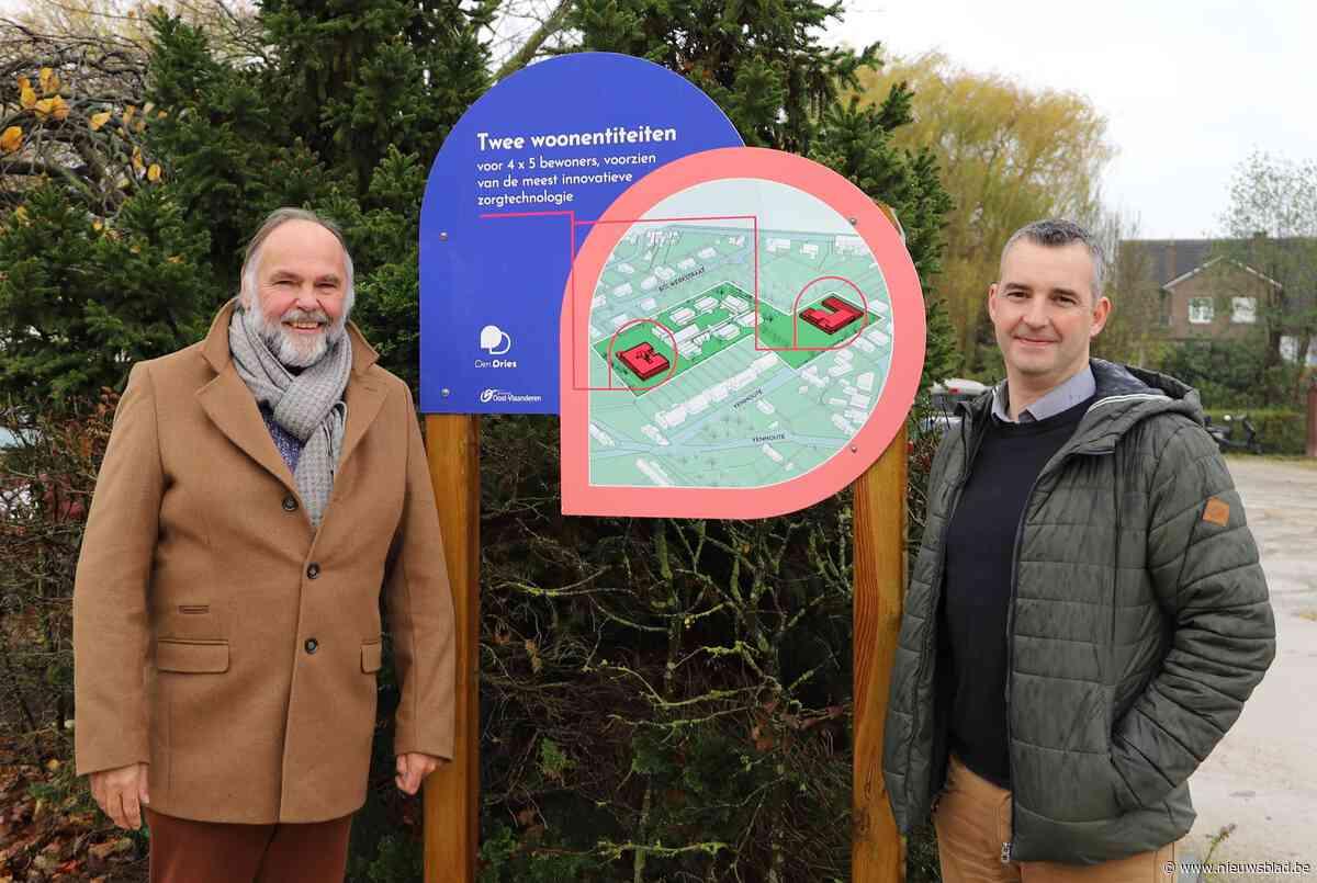 Den Dries bouwt eerste inclusieve woonwijk van België