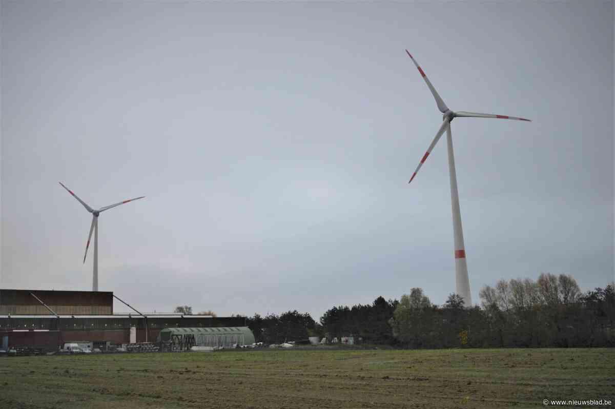 Nieuwe windmolen op Grensland mag er komen dankzij 'geluiddempers'