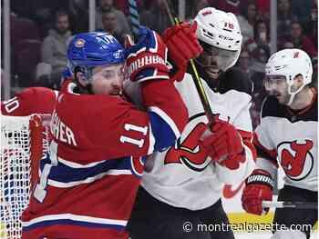 Liveblog replay: Devils beat Habs, losing streak continues