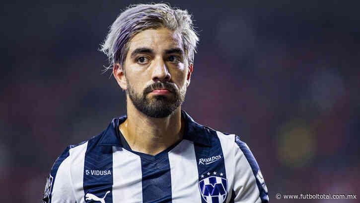 ¿Qué le pasó a Rodolfo Pizarro vs Santos?