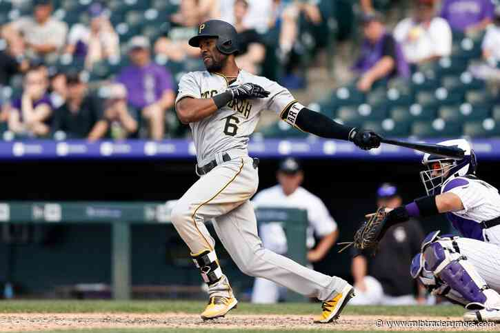 Starling Marte Open To Being Traded To Contending Team