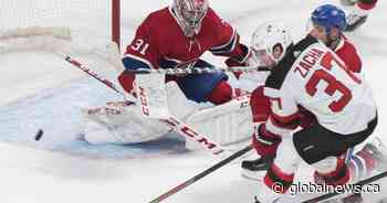 Call of the Wilde: Canadiens make it six straight losses, falling 6-4 to the New Jersey Devils